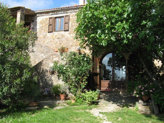 Tuscany Countryhouse Scansano - Apartment ANTICO