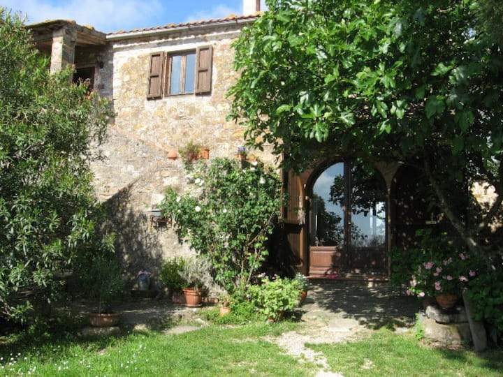 Tuscany Countryhouse Scansano - Apartment ANTICO