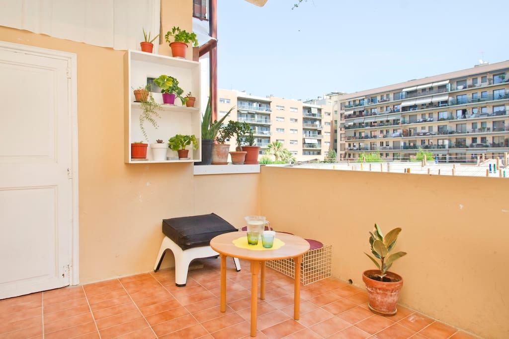 Beautiful room close to the beach appartamenti in for Appartamenti barcellona affitto mensile