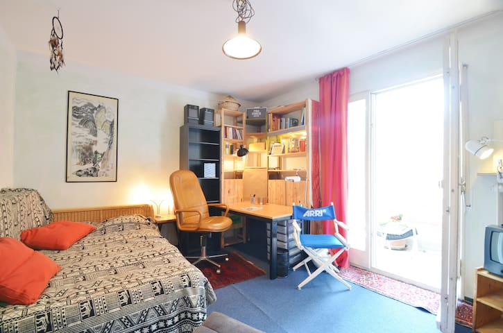 Beautiful room in central Schwabing