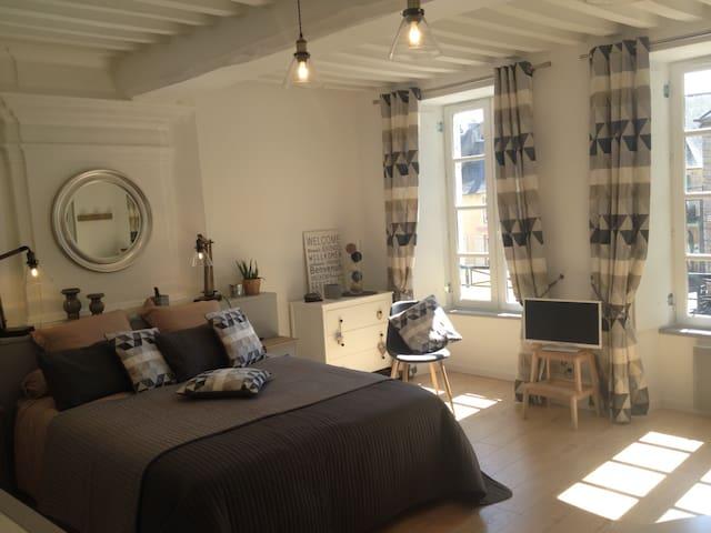 Appartement au pied de la Cathédrale - Bayeux - Apartment