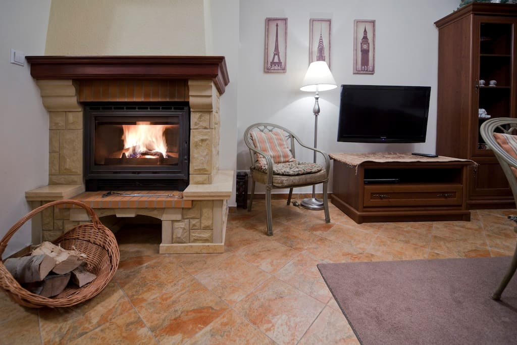 Apartment Smrek 1 Zakopane comfort - with fireplace