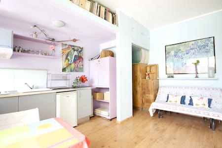 Lovely cozy studio near the beach - Francavilla Al Mare - Leilighet