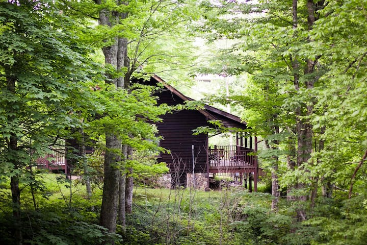Beautiful cabin on Sugar Mountain
