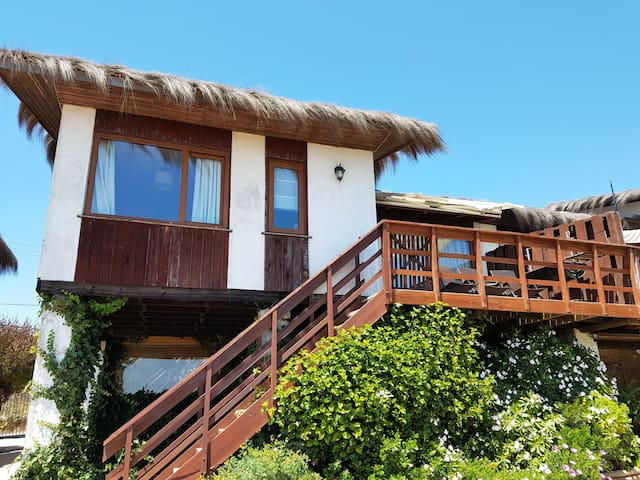 Amazing House Maitencillo Beach