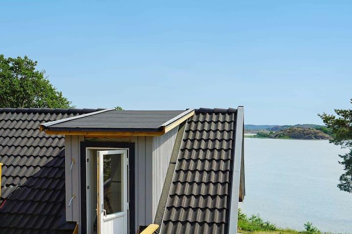 4 persoons vakantie huis in Nösund