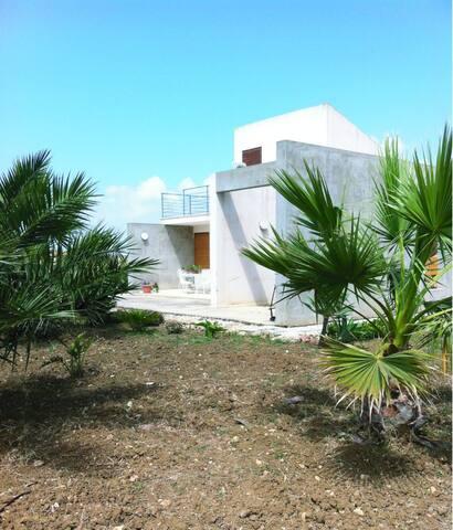 villa dei fenicotteri - Marausa Lido - Willa