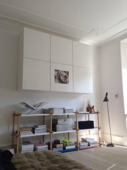Cosy quiet apartment in the City