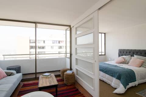 Great apartment, Bellavista, Chile