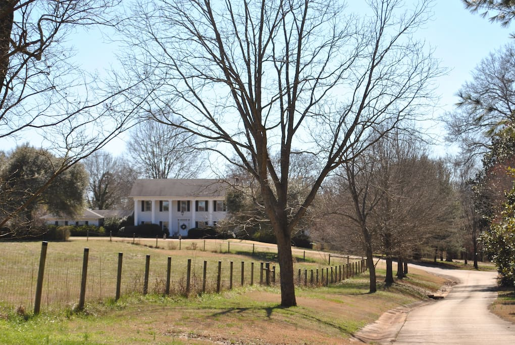 McConnell Hall Plantation. We're worth the drive.