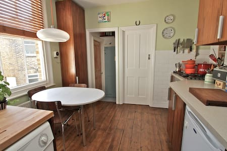 Beautiful Victorian apartment! - Greater London - Wohnung
