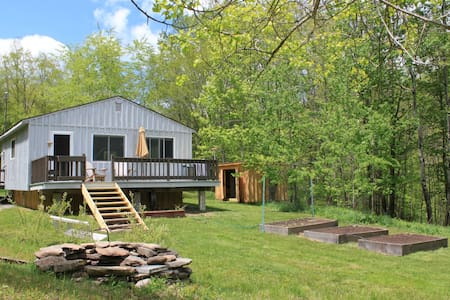 Cabin in the Beautiful Catskills - Andes - Ház