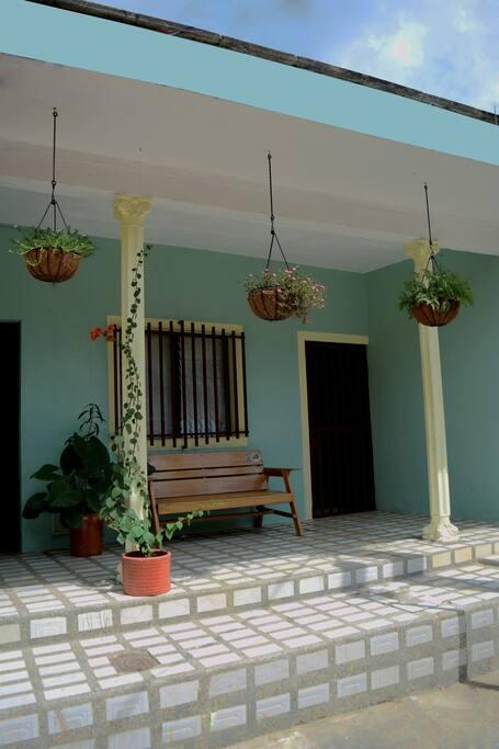 Exterior EcoHostel Caracolí