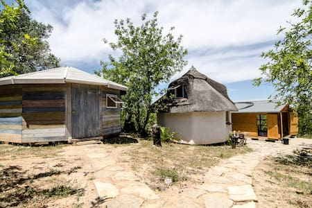 Cool Wood Cabin, Algarve - Loulé - Blockhütte