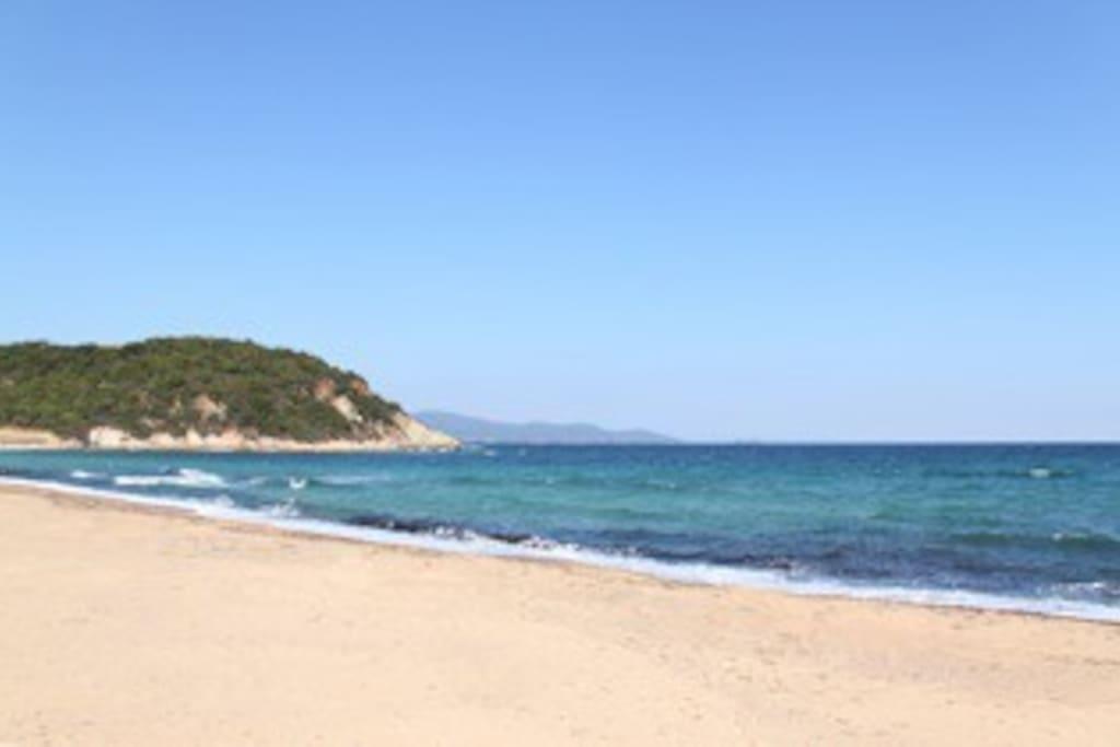 Gavradia Beach Ierissos