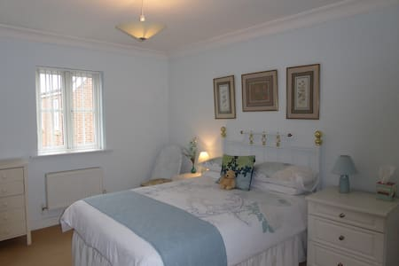 En-suite Double - Jade Room - Angmering - House