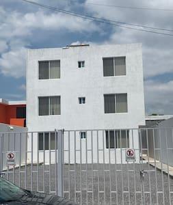 Departamento amueblado Matehuala 2 habitaciones