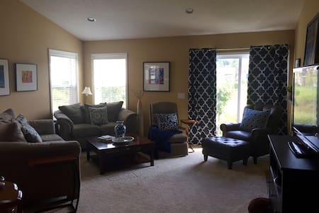 Ryder Cup Spacious yet Cozy 3BR New Home - Savage - Hus