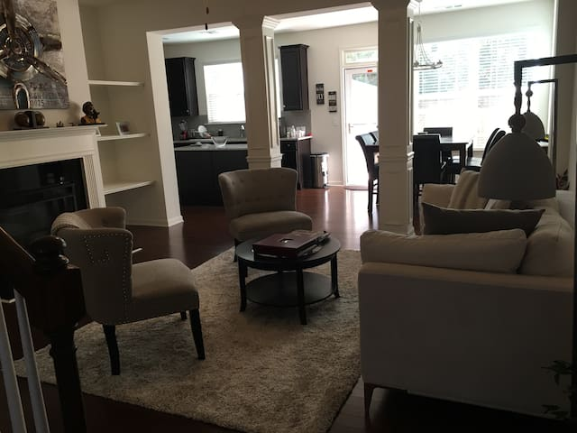 Comfy New Townhome South of City