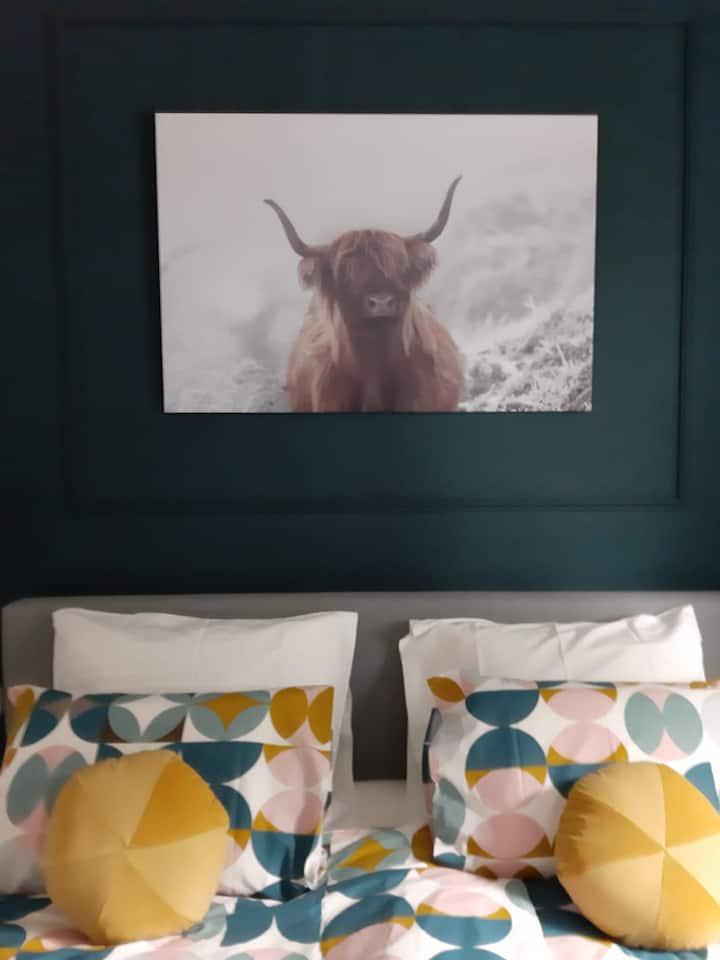 B&B Kolholsterhorn De paardenstal