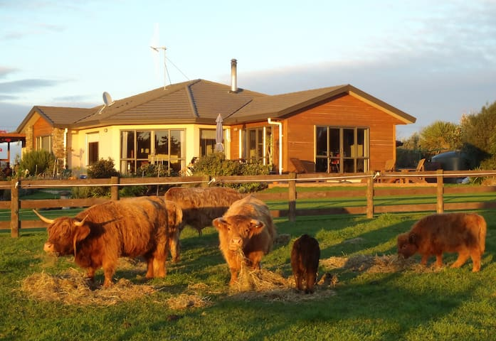 Ohau Highland Bed & Breakfast - Ohau - Inap sarapan