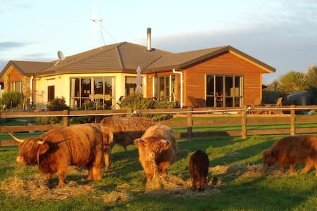 Ohau Highland Bed & Breakfast - Ohau - Гестхаус