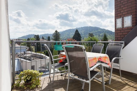 Beautiful view in perfect location - Freiburg im Breisgau