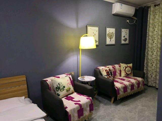 北欧精品空调房