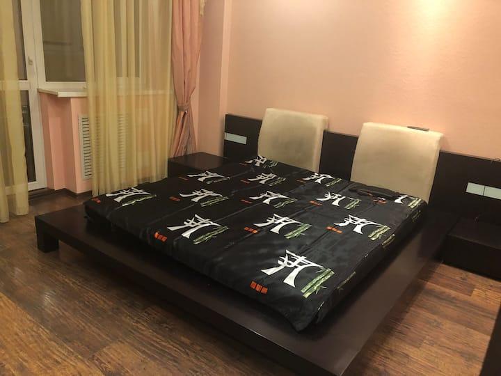 Уютная квартира для комфортного проживания