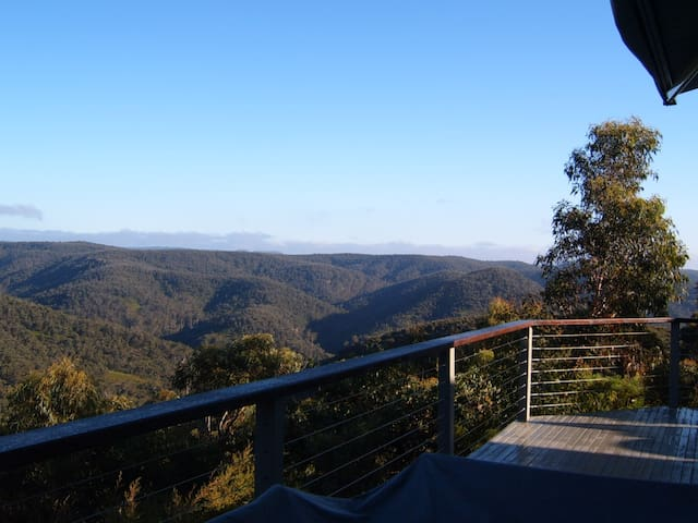 Blue Mountains Ridgetop Serenity - Wentworth Falls - Hus