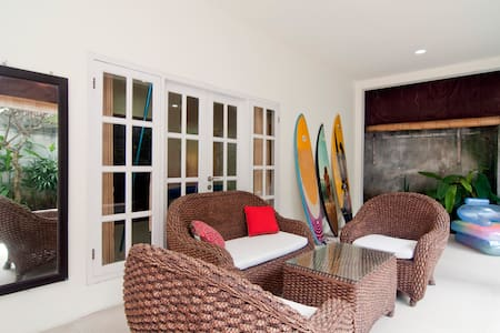 room in THE DREAM VILLA in Seminyak close to beach - Kuta - Villa