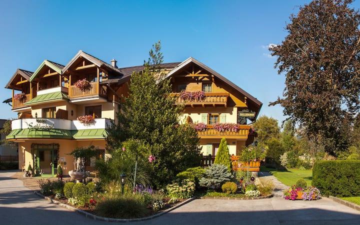 Garden Hotel Sallerhof - Double room Premium