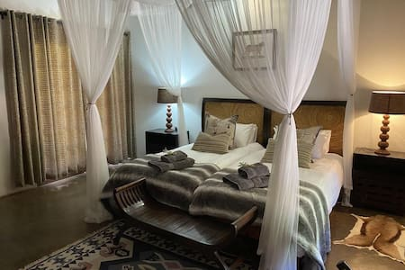 Standard Room at Imbasa Safari Lodge