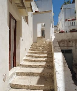 Matino 1 bed flat with roof terrace - Matino