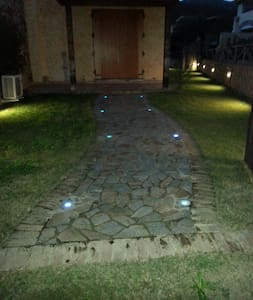 Graziosa Villetta con giardino - Chia - 独立屋
