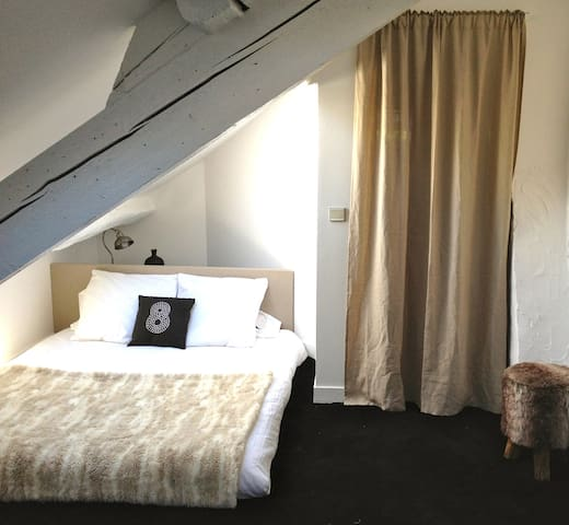Cozy Studio in the very heart of fontainebleau - Fontainebleau - Apartment