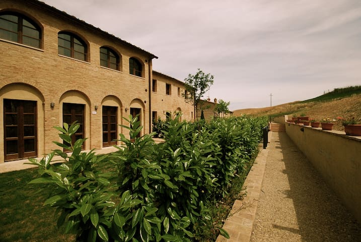 Charming country property in Siena - # 1 - Monteroni d'Arbia - Wohnung