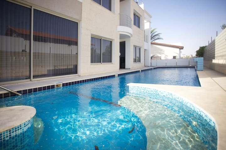 VIP Eilat Villa for a Dream Holiday - Eilat - Villa