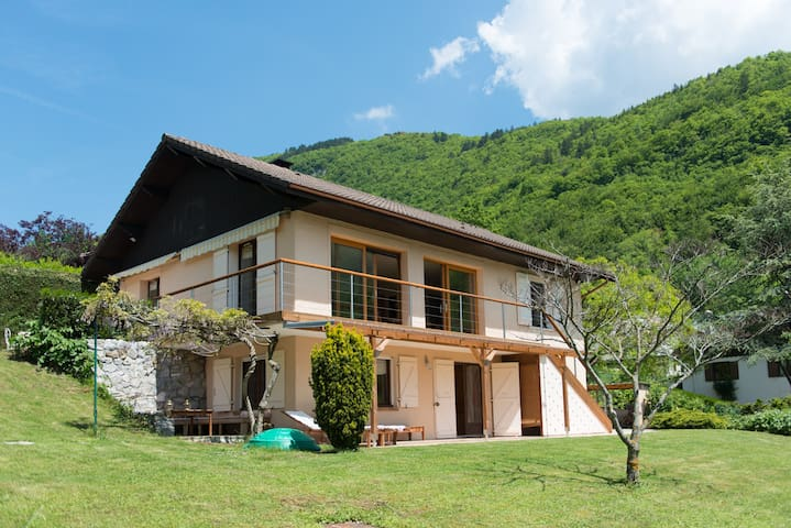 Panoramic views of the mountains - Faverges - Villa