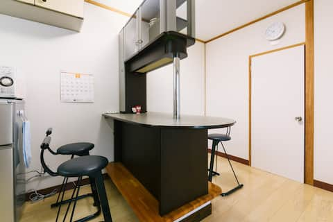 5 people OK Wi-fi Amenity complete Miyuki House202
