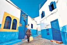 Visit old Oudaia at 10 minutes walk