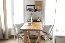 Petit studio charmant dans le Marais