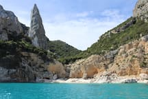Cala Goloritze - Golfo di Baunei