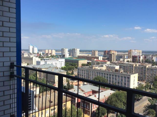 Апартаменты бизнес класса в 5 мин от центра - Volgograd - Apartment