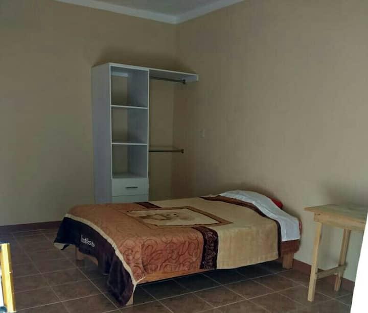 Habitaciones económicas en Tlacolula de Matamoros2