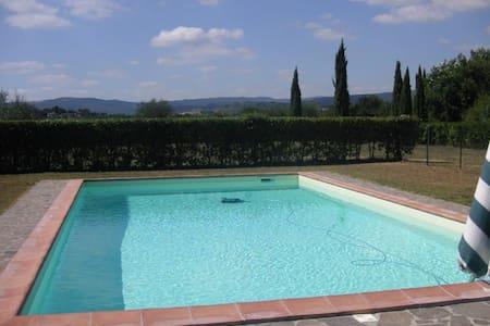 Il Poggio- San Gimignano: Villa, Park and Pool - Colle di Val d'Elsa
