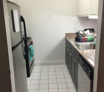 1 bedroom apartment in great neighborhood - New York - Appartamento