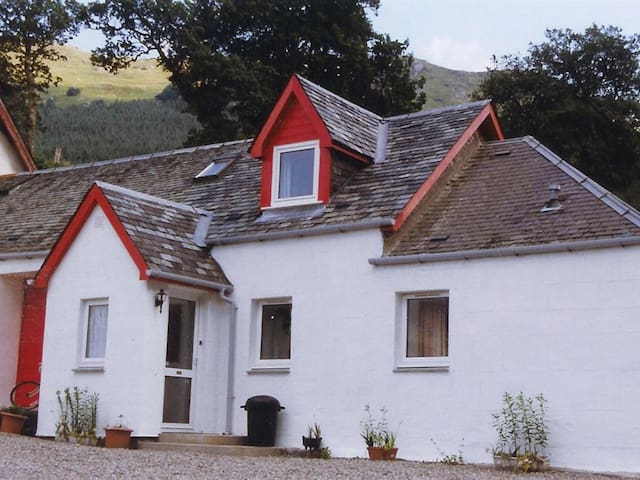 Wee cottage at Inverardran House