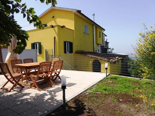 Beautiful Italian Country House - Sirolo - Huis