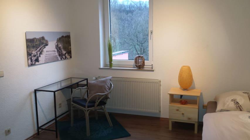 Zimmer in Ferienhaus am Fluss - Oberriexingen